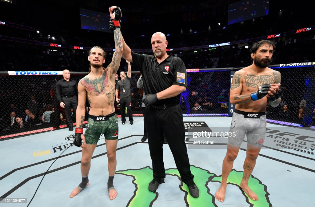UFC 248: O'Malley v Quinonez : ニュース写真