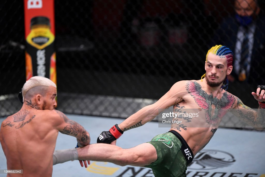UFC 252: O'Malley v Vera : News Photo