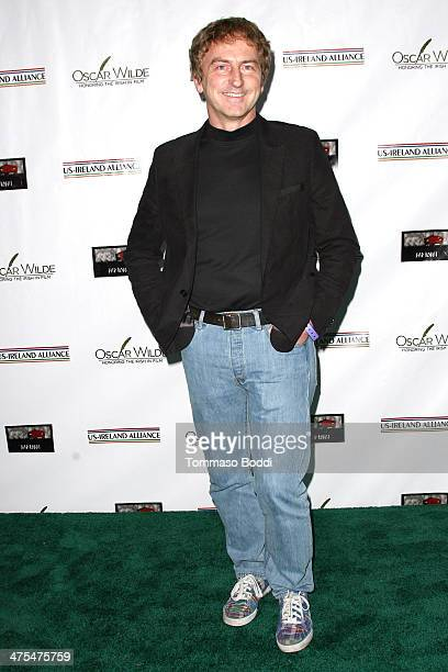 Sean O'Sullivan attends the USIreland alliance preAcademy Awards event held at Bad Robot on February 27 2014 in Santa Monica California