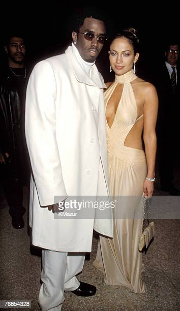 Sean P Diddy Combs and Jennifer Lopez