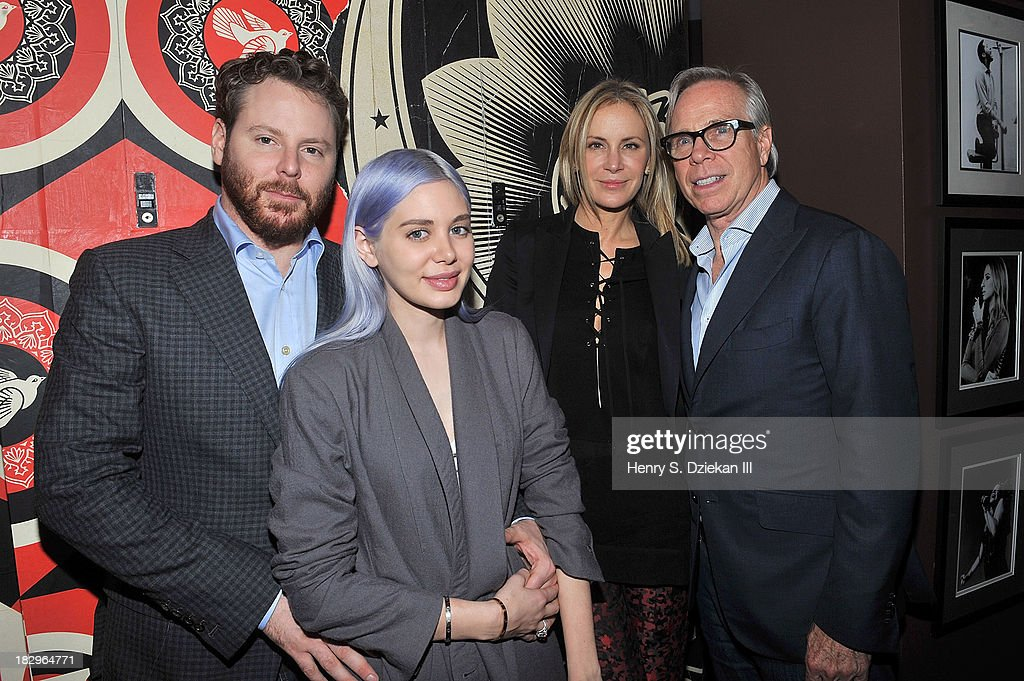 """The Cinema Society & Tommy Hilfiger Host A Screening Of """"The Inevitable Defeat Of Mister & Pete"""" - After Party : News Photo"""