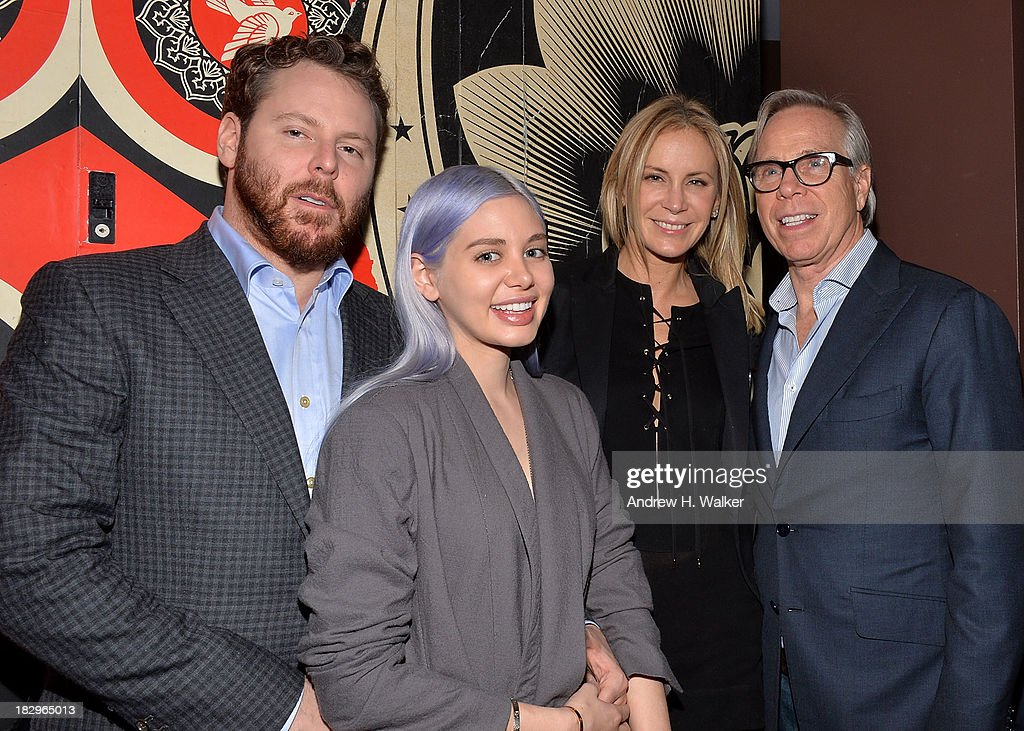 "The Cinema Society & Tommy Hilfiger Host A Screening Of ""The Inevitable Defeat Of Mister & Pete"" - After Party : News Photo"