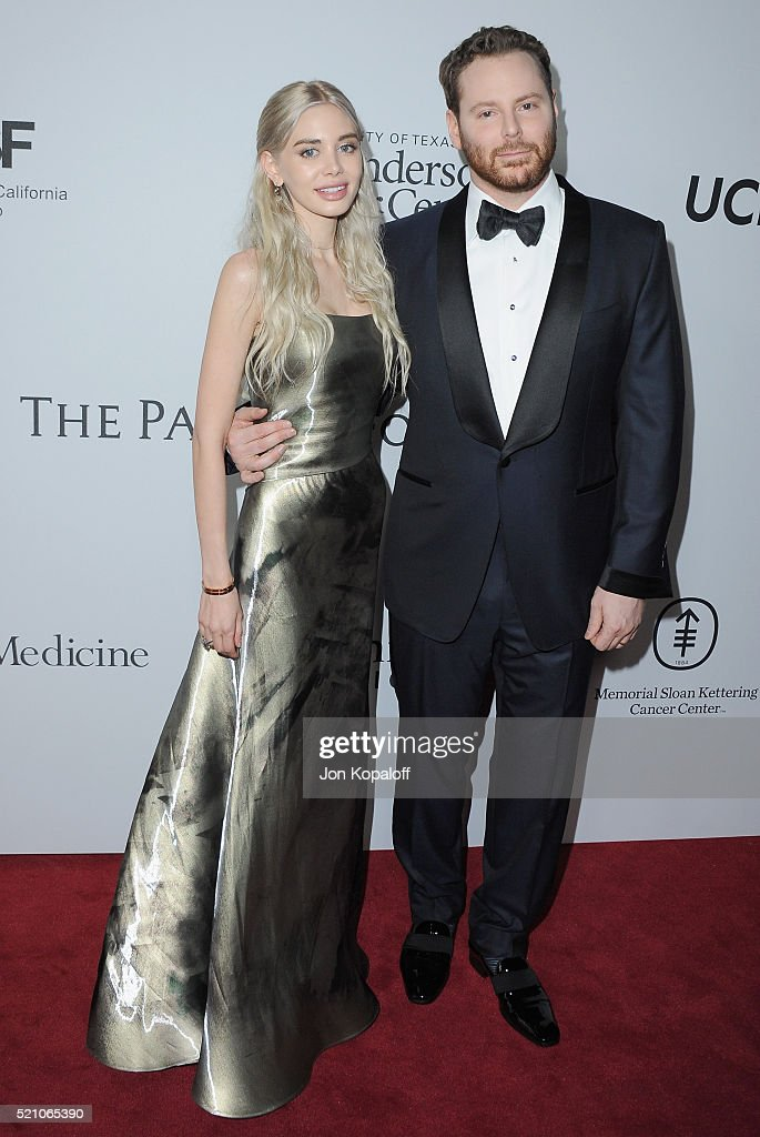 Sean Parker And The Parker Foundation Launch The Parker Institute For Cancer Immunotherapy Gala - Arrivals : News Photo
