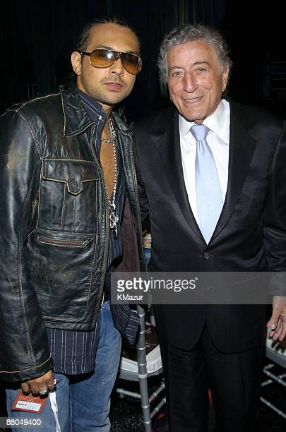 Sean Paul and Tony Bennett