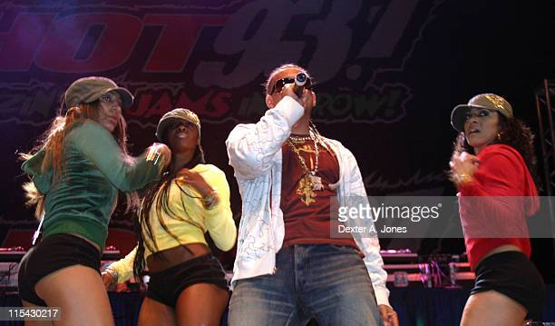 Sean Paul during Hot 937 presents Summer Jam 2006 at Hartford Civic Center in Hartford Connecticut United States