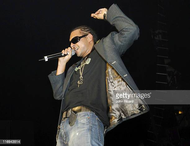Sean Paul during HOT 97's On The Reggae Tip Live September 2 2005 at Hammerstein Ballroom in New York City New York United States