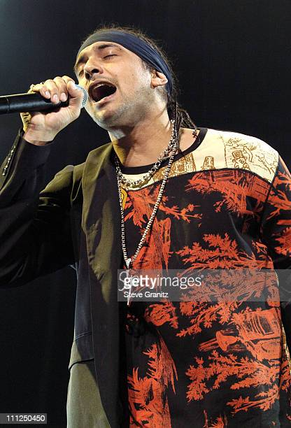 Sean Paul during KIIS FM's 3rd Annual Jingle Ball at Staples Center in Los Angeles California United States