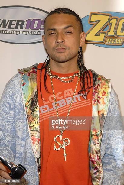 Sean Paul during Style Stage New York City's Fashion Shopping and Music Extravaganza at The Metropolitan Pavilion and Altman Building in New York...