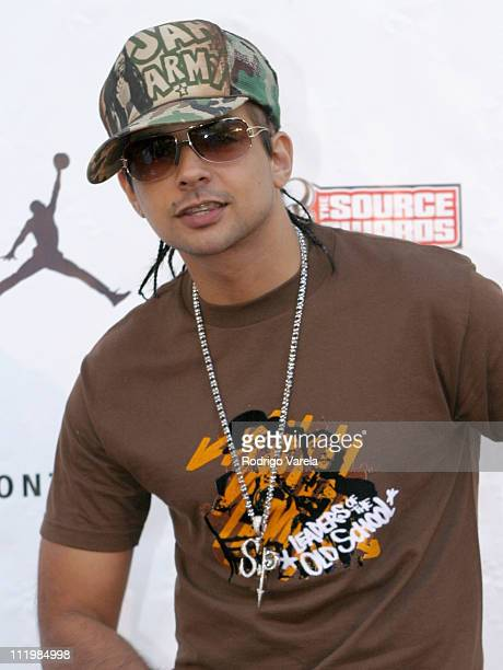 Sean Paul during The Source HipHop Music Awards Red Carpet at Miami Arena in Miami Florida United States
