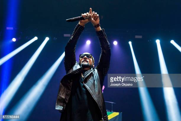 Sean Paul performs live on stage at O2 Academy Brixton on November 9 2017 in London England