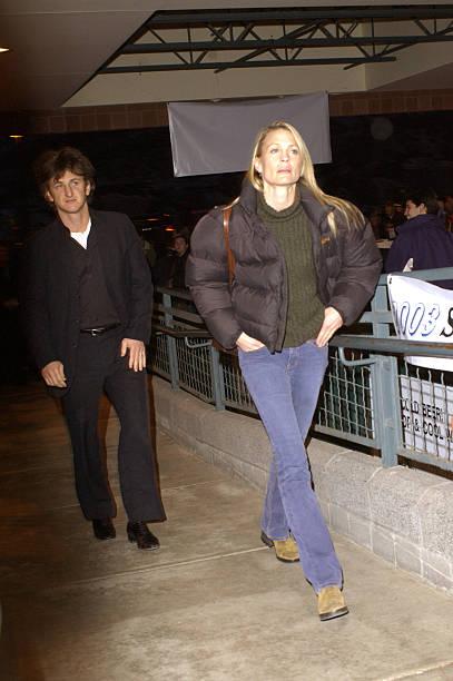 2003 Sundance Film Festival Its All About Love Premiere