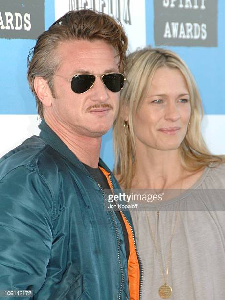 Sean Penn and Robin Wright Penn nominee Best Female Lead for 'Sorry Haters'