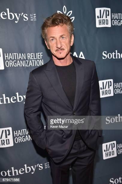 Sean Penn attends Sean Penn Friends HAITI TAKES ROOT A Benefit Dinner Auction to Reforest Rebuild Haiti to Support J/P Haitian Relief Organization at...