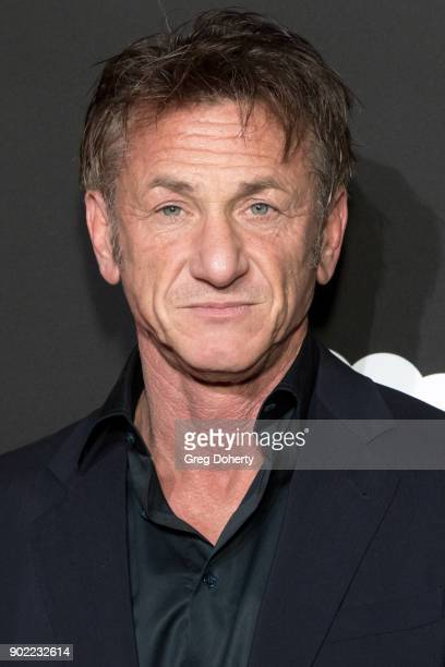 Sean Penn attends the SEAN PENN J/P HRO GALA: A Gala Dinner to Benefit J/P Haitian Relief Organization and a Coalition of Disaster Relief...