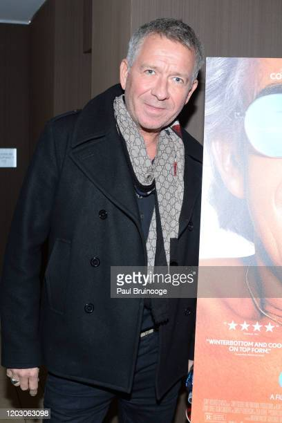 "Sean Pertwee attends The Cinema Society & Monkey 47 Host A Special Screening Of Sony Pictures Classics' ""Greed"" at Cinepolis Chelsea on February 24,..."