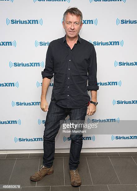 Sean Pertwee visits at SiriusXM Studios on November 5 2015 in New York City