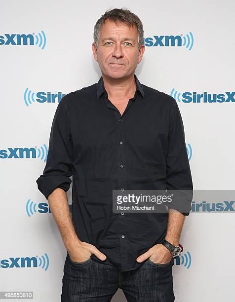 Sean Pertwee visits at SiriusXM Studios on November 5 2015 in New York City