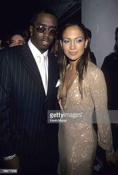 Sean Puffy Combs and Jennifer Lopez