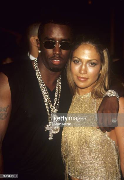 Sean 'Puffy' Combs and Jennifer Lopez
