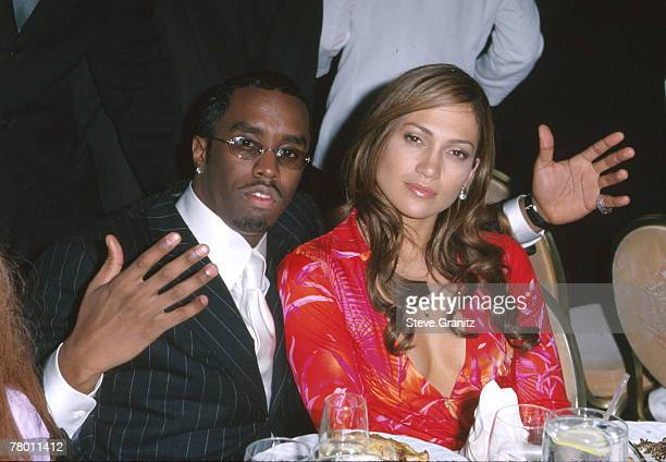 Sean Puffy Combs Jennifer Lopez