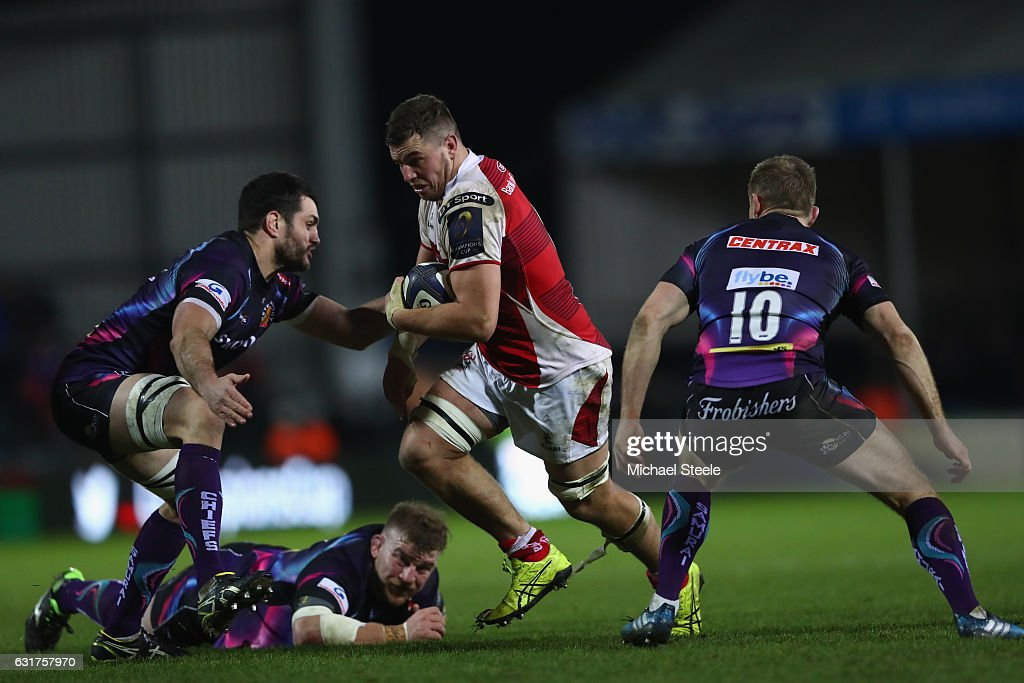 Exeter Chiefs v Ulster Rugby - European Rugby Champions Cup