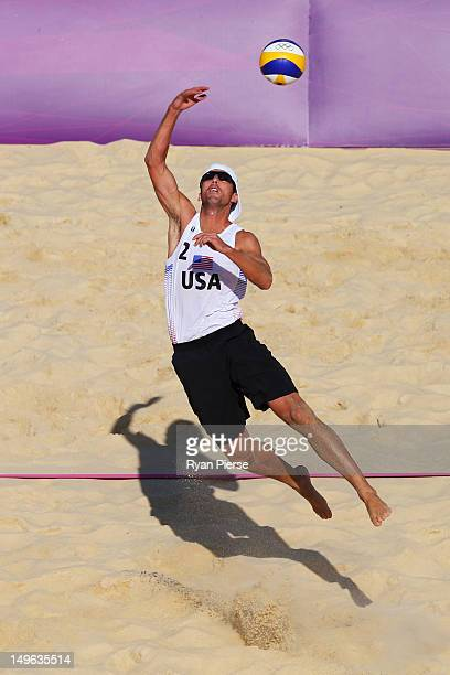 sean rosenthal volleyball