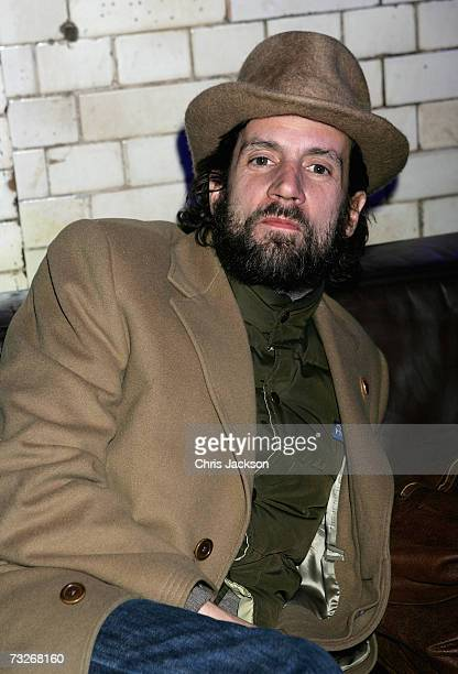 Sean Rowley is seen at the Ford Motor Company Britain Private View hosted Rankin on February 8 2006 in London England The acclaimed photographer...