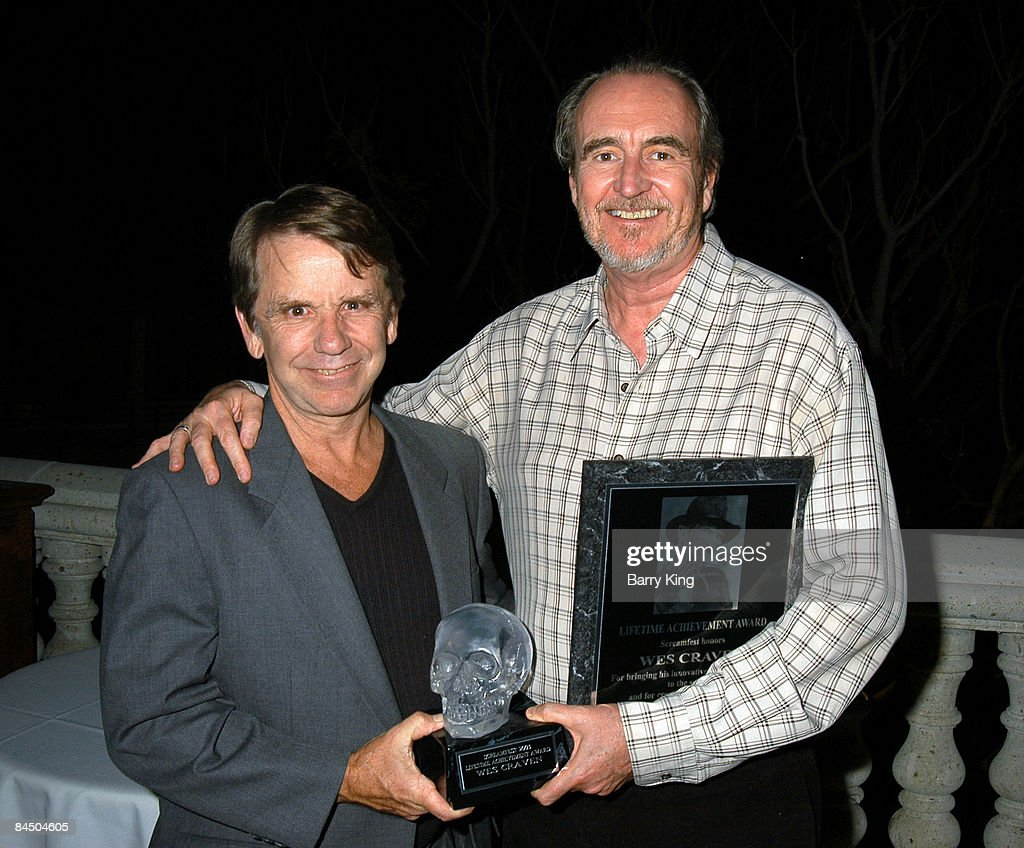 Screamfest Awards Honoring Director Wes Craven : News Photo