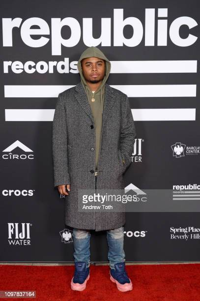 Sean Smith attends Republic Records Grammy after party at Spring Place Beverly Hills on February 10 2019 in Beverly Hills California