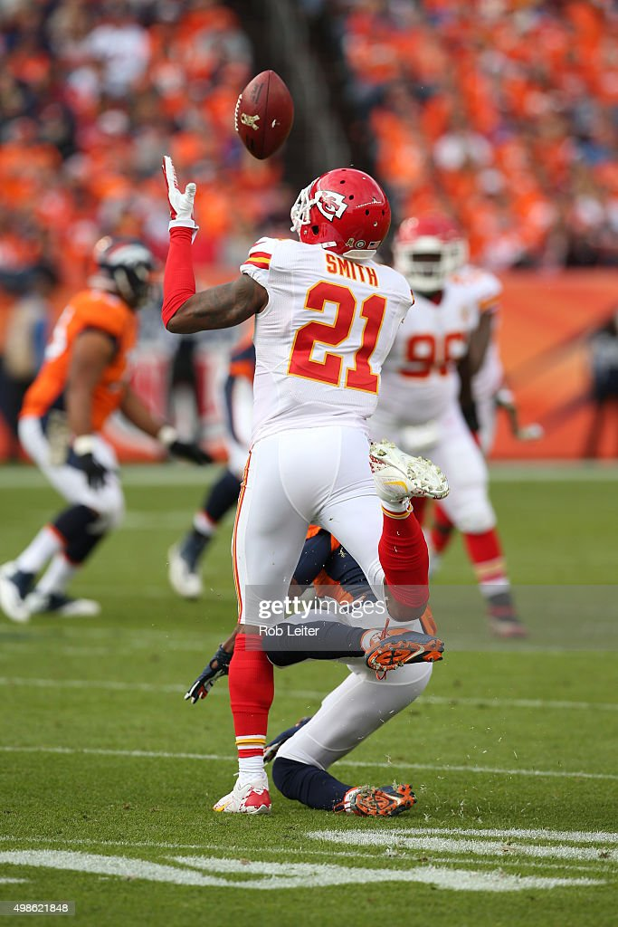 Kansa City Chiefs v Denver Broncos : News Photo
