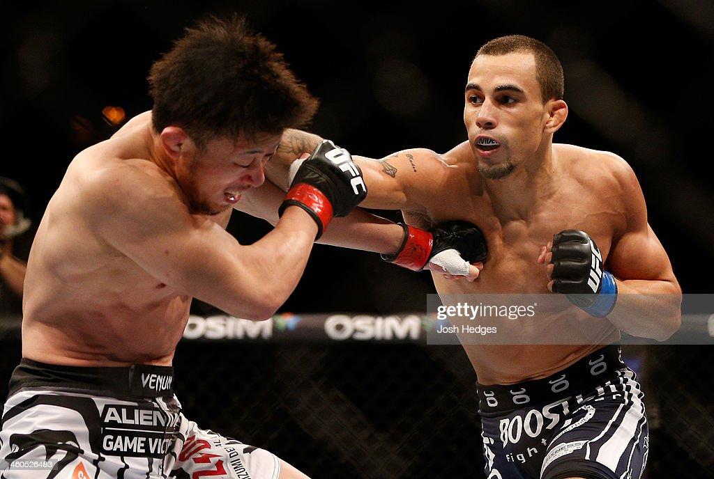 UFC Fight Night: Kawajiri v Soriano : News Photo