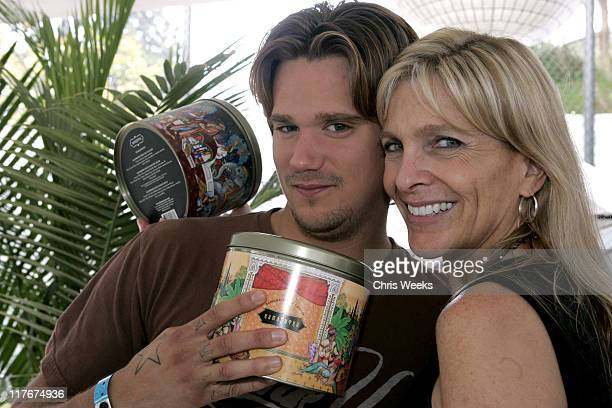 Sean Stewart at Kama Sutra during Silver Spoon PreEmmy Hollywood Buffet Day 2 in Los Angeles California United States Photo by Chris Weeks/WireImage...