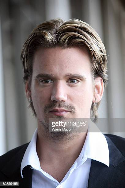 Sean Stewart leaves the Los Angeles Superior Court after his appearance for his trial appearance April 25 2008 in Los Angeles California The son of...