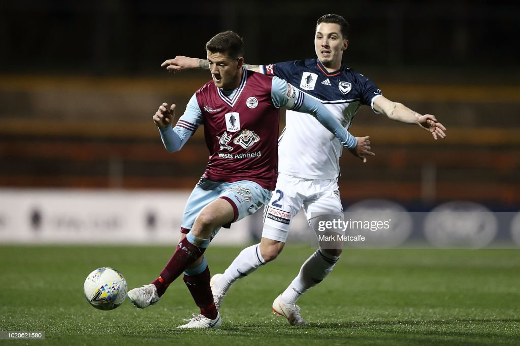FFA Cup Rd of 16 - APIA Leichhardt Tigers FC v Melbourne Victory