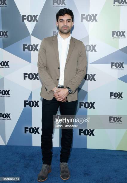 Sean Teale attends 2018 Fox Network Upfront at Wollman Rink Central Park on May 14 2018 in New York City