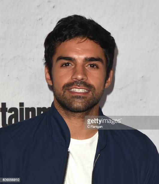 Sean Teale attends Entertainment Weekly's annual ComicCon party in celebration of ComicCon 2017 at Float at Hard Rock Hotel San Diego on July 22 2017...