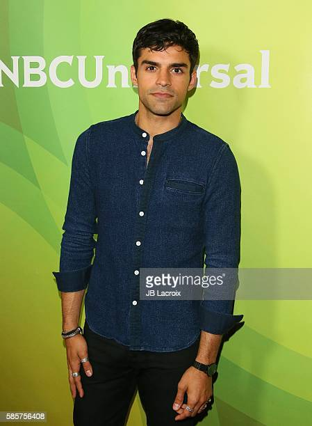 Sean Teale attends the 2016 Summer TCA Tour NBCUniversal Press Tour on August 3 2016 in Beverly Hills California