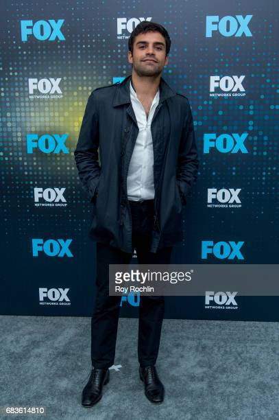 Sean Teale attends the 2017 FOX Upfront at Wollman Rink Central Park on May 15 2017 in New York City