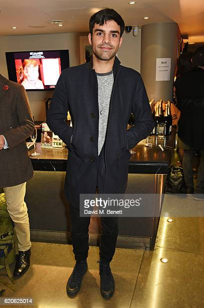 Sean Teale attends the press night performance of 'The Last Five Years' at the St James Theatre on November 2 2016 in London England