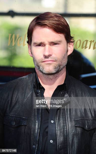 Sean William Scott during a photocall to promote his new film American PieReunion