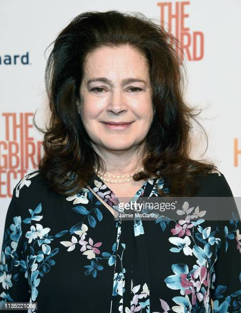 """Sean Young attends """"The Hummingbird Project"""" New York Screening at Metrograph on March 11, 2019 in New York City."""