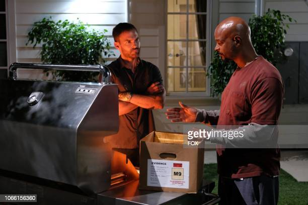 Seann William Scott and Damon Wayans in the In The Same Boat season premiere episode of LETHAL WEAPON airing Tuesday September 25 on FOX