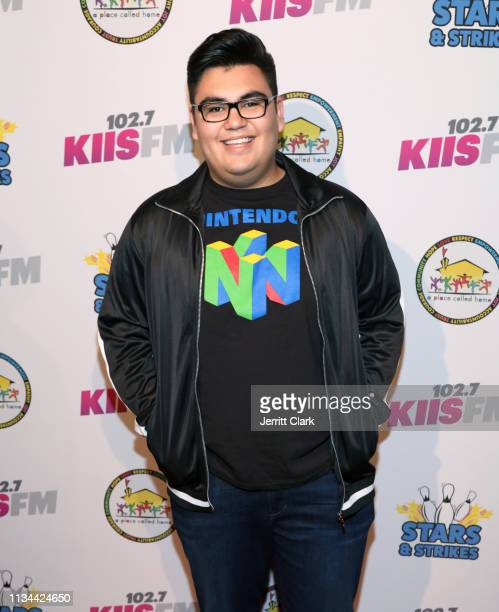 SeanRyan Peterson attends A Place Called Home's Annual Stars And Strikes Celebrity Bowling And Poker Tournament at PINZ Bowling Entertainment Center...