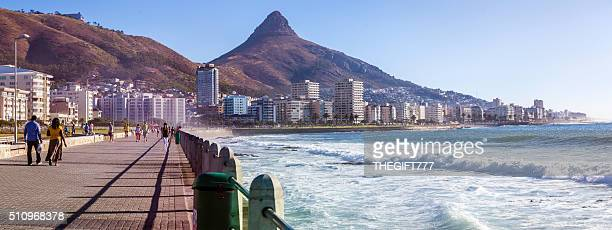 Seapoint in Cape Town