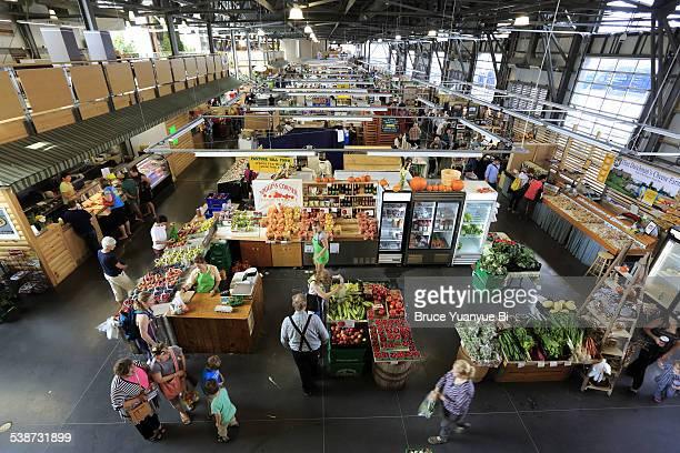 Seaport Farmer's Market