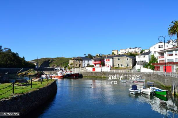 Seaport of Viavelez, Asturias - Spain