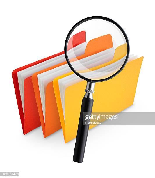 Search folders