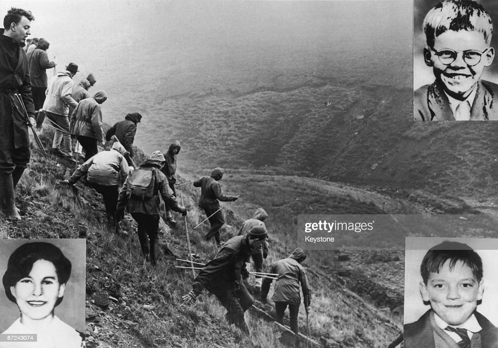 Searching The Moors : News Photo