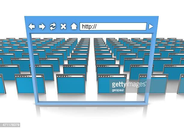 Website-Suche