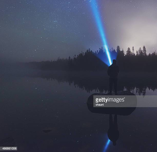 Searching Above the Lake